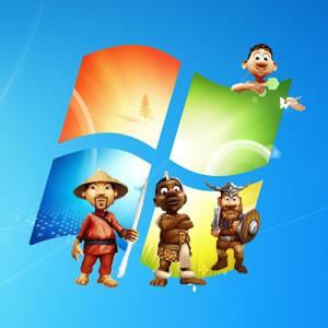 Siedler II unter Windows XP, Vista, 7, 8 oder Windows 10